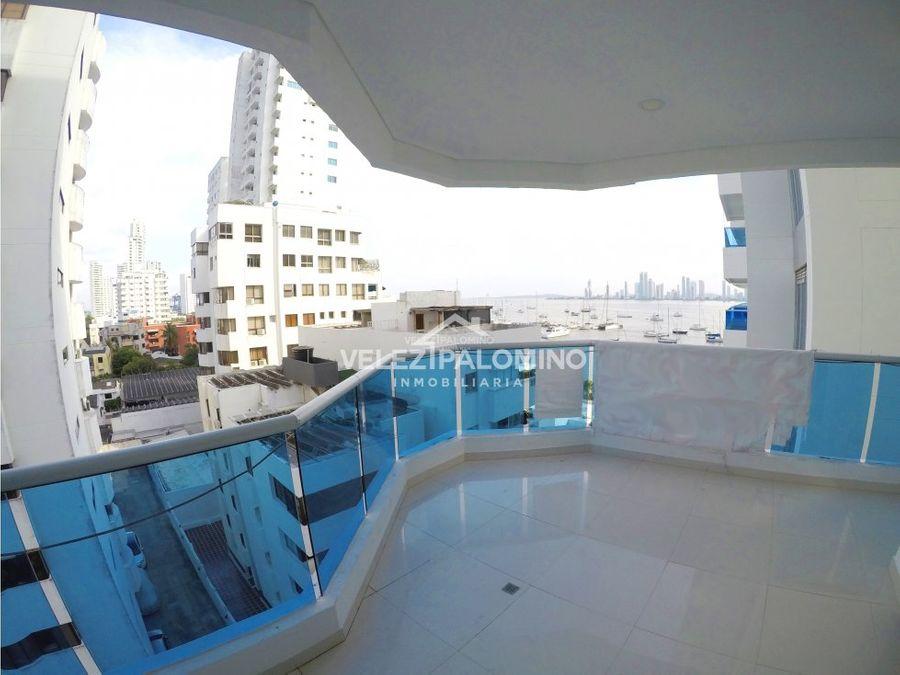 apartamento en manga edificio punta madero