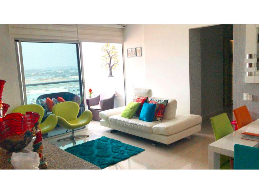 apartamento en pie de la popa edif punta caribe