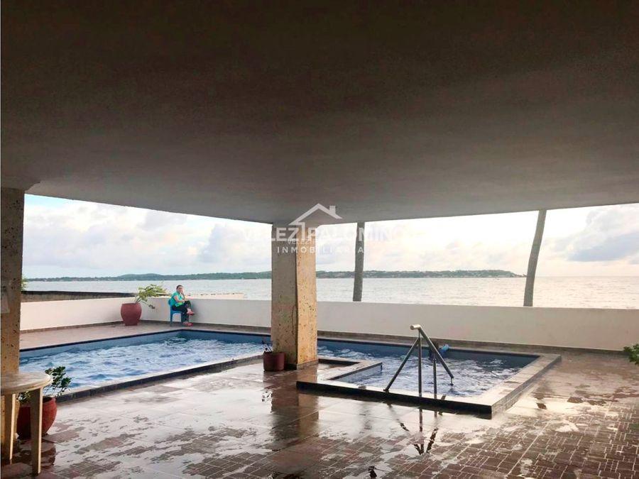 apartamento en el laguito edificio tocahagua