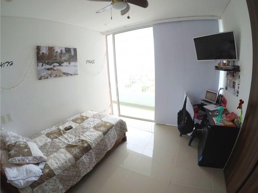 apartamento en manga edificio fragata