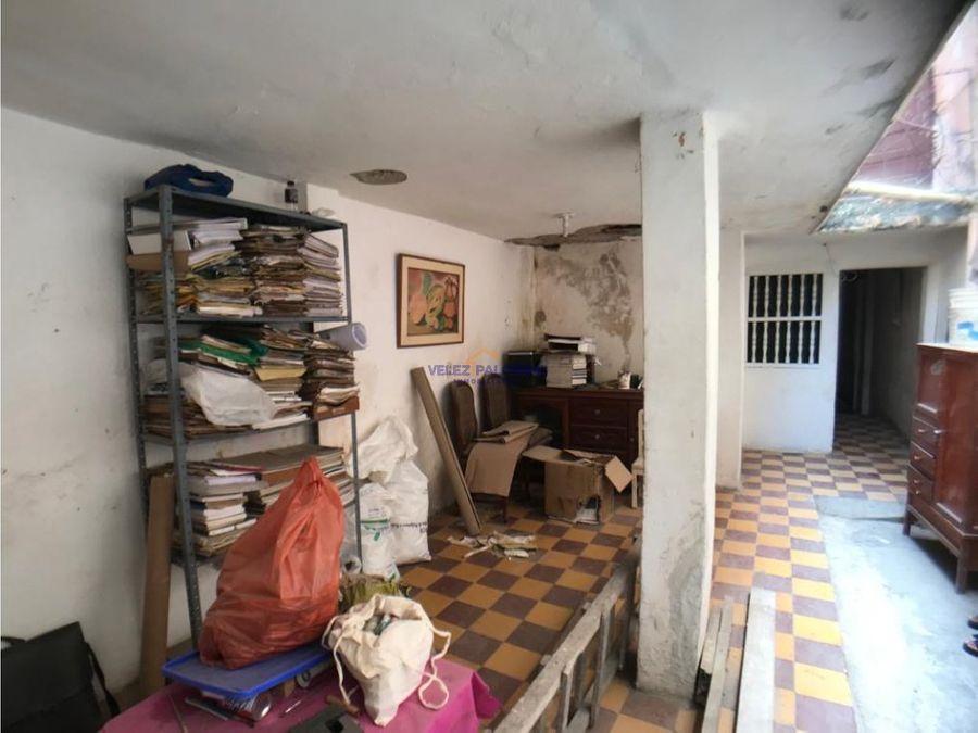 casa lote en el barrio getsemani