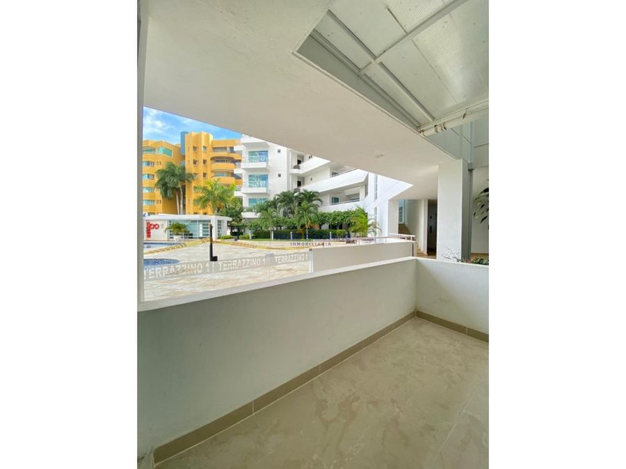 apartamento en zona norte edificio terrazino 1