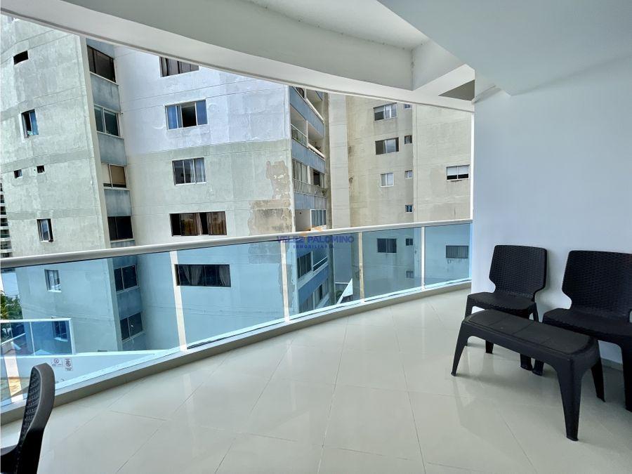 apartamento en el laguito edificio poseidon