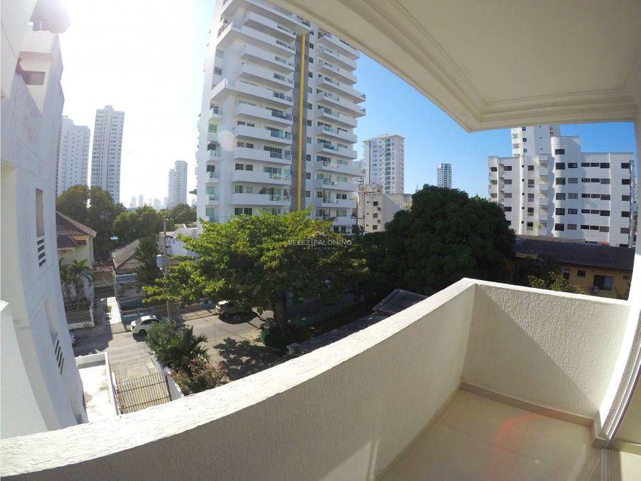 apartamento en manga edificio plaza 27