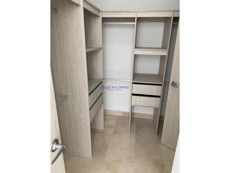 apartamento en manga edificio nova 179