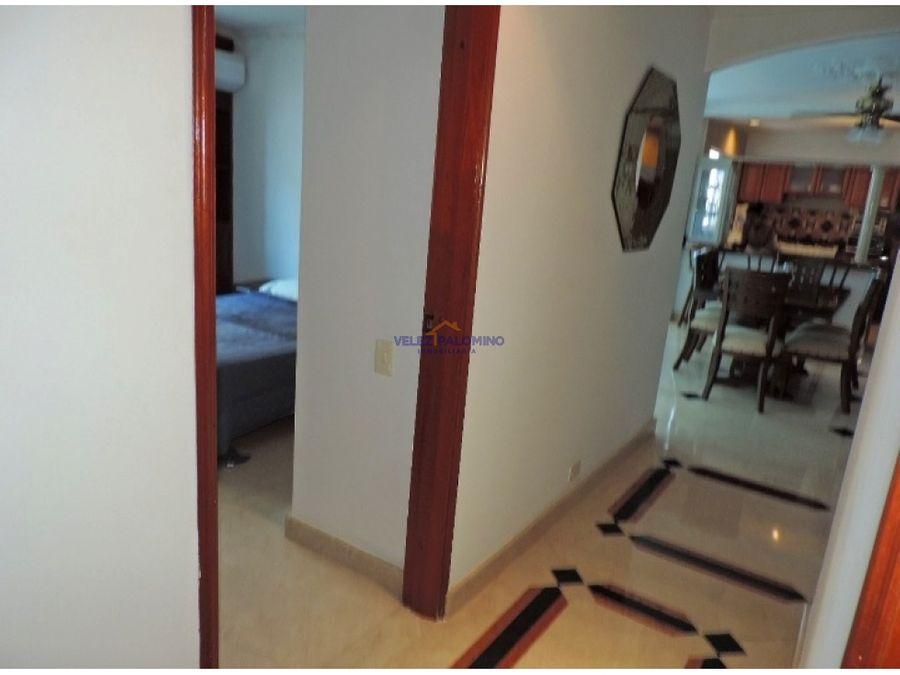 apartamento en zona norte edificio boquilla marina club
