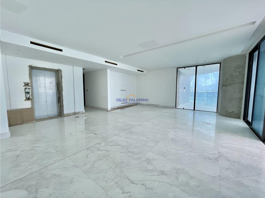 apartamento en bocagrande edificio portomarine