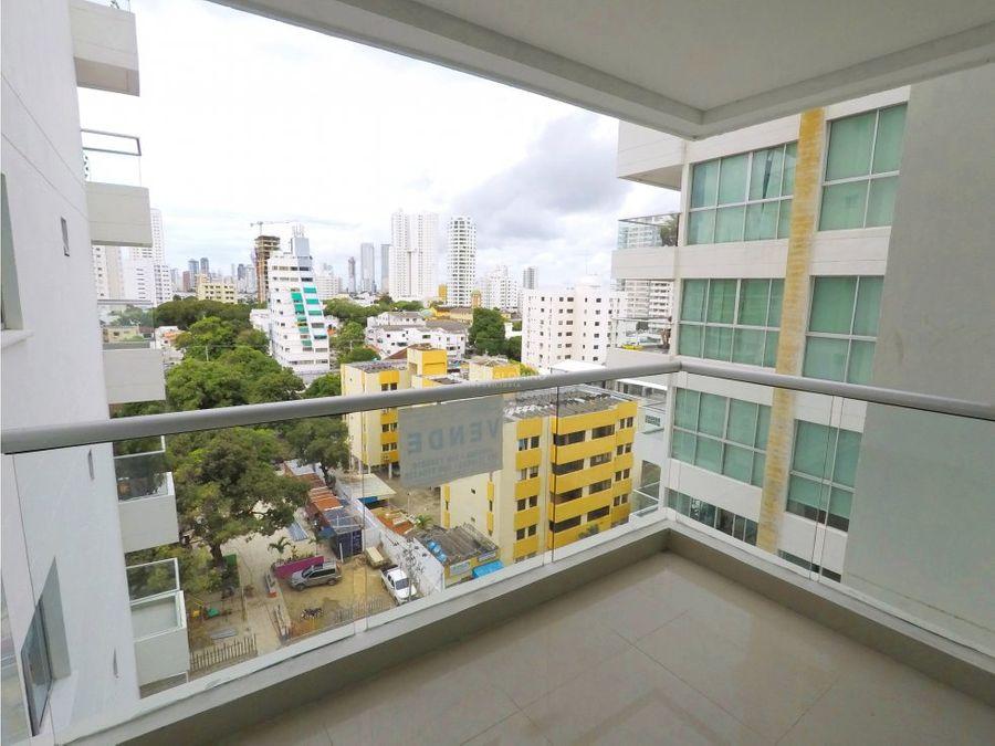 apartamento en manga edificio taurus