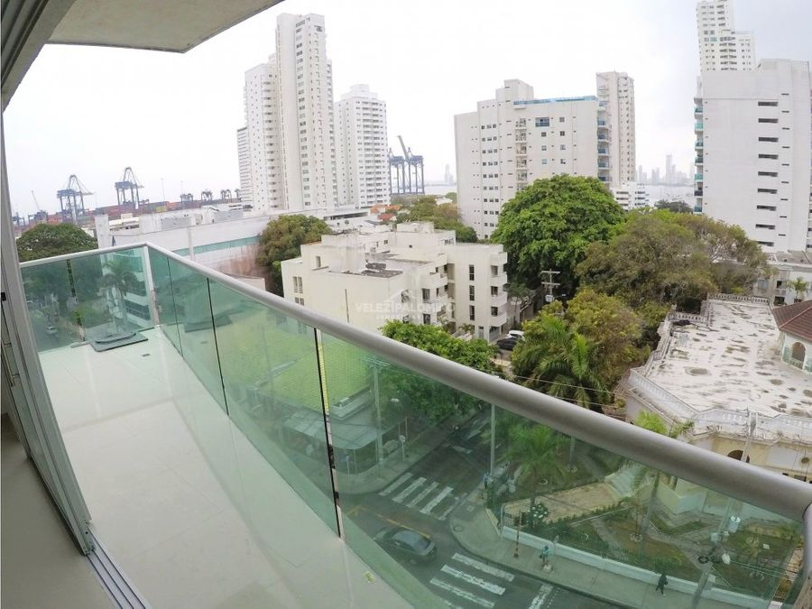 apartamento en manga edificio bali