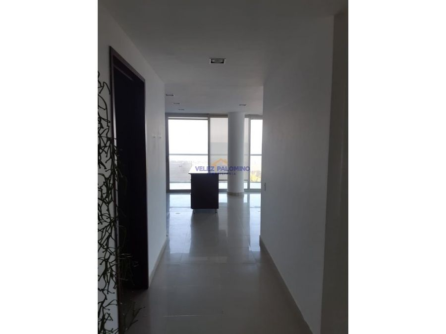 apartamento en zona norte edificio morros vitri