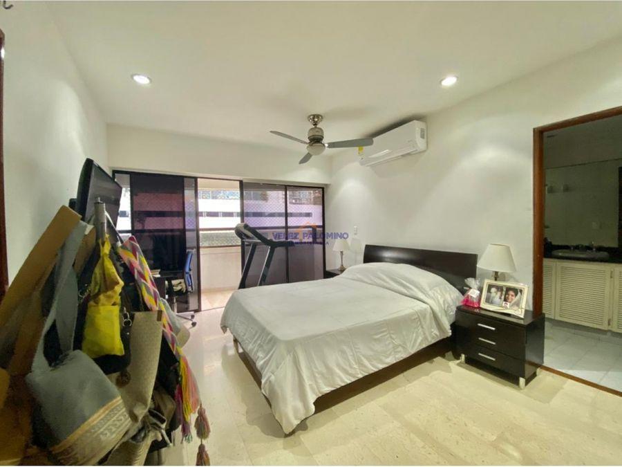 apartamento en bocagrande edificio caribdis
