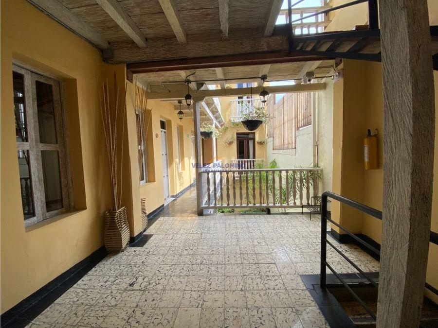 hotel boutique en el centro historico