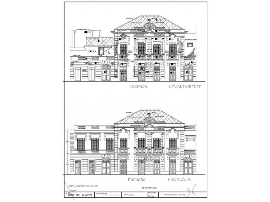 casa en el centro historico