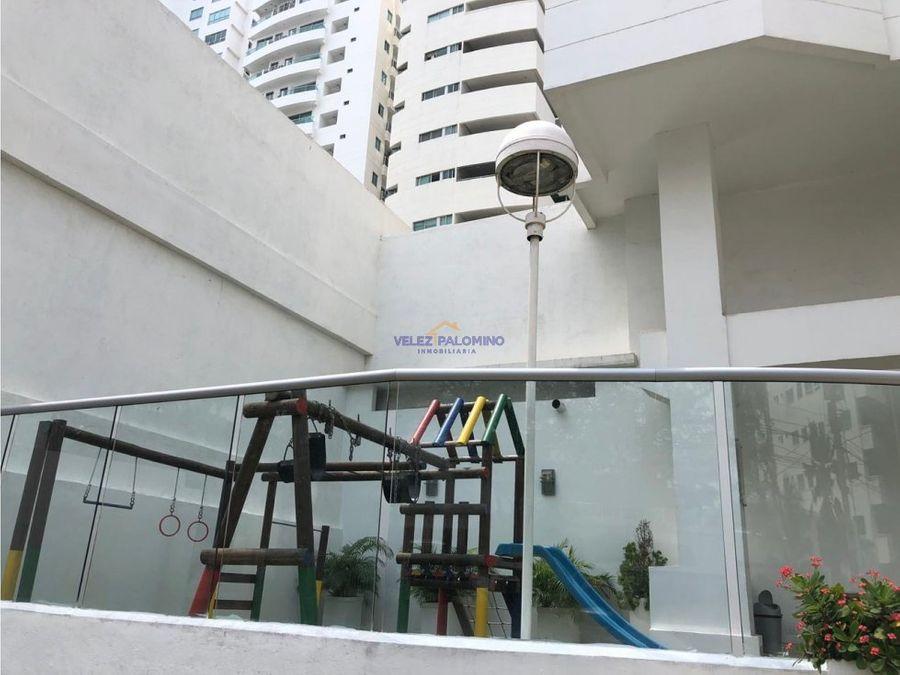 apartamento en bocagrande edificio mallorca