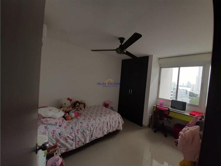 apartamento en manga edificio mirador del castillo