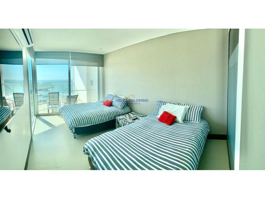 apartamento en zona norte edificio murano beach