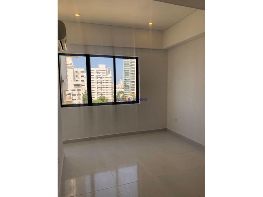 apartamento en bocagrande edificio valparaiso