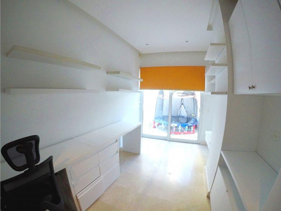apartamento en castillogrande edificio estefania