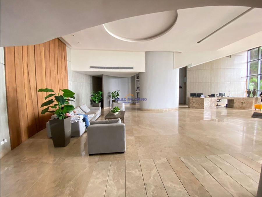 apartamento en bocagrande edificio murano elite