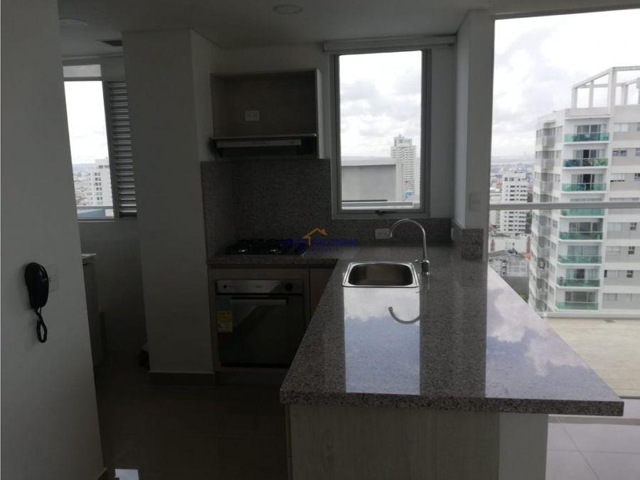 apartamento en el barrio manga edificio bari