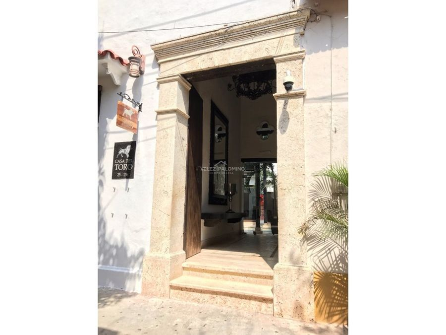 hotel boutique en el barrio getsemani