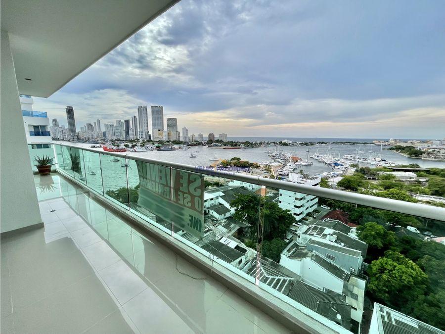 apartamento en manga edificio marina mar