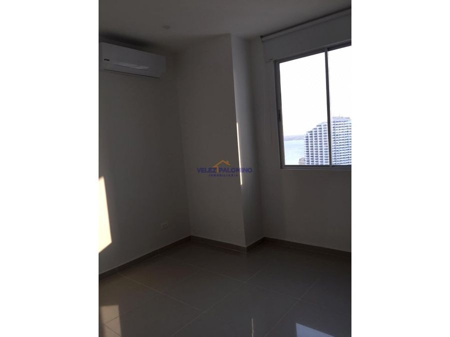 apartamento en bocagrande edificio oceanic 44