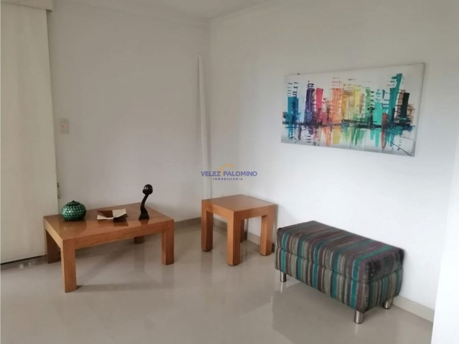 apartamento en manga edificio henry 1