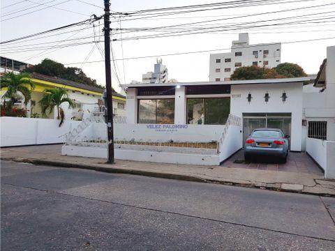 casa en el barrio manga