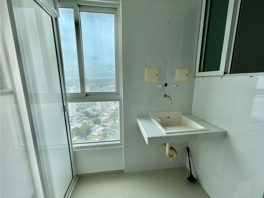 apartamento en manga edificio luna del mar