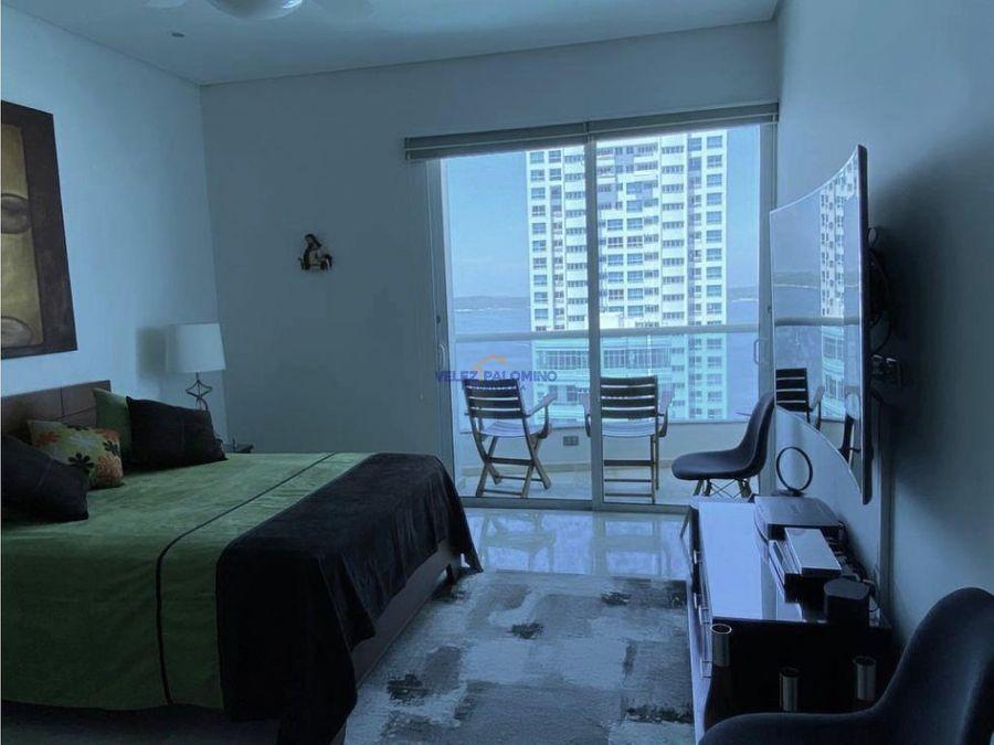 apartamento en castillogrande edificio aquamarina