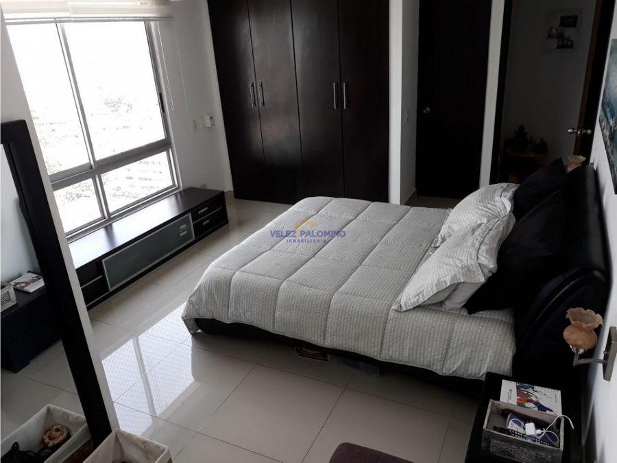 apartamento en manga edificio opalo