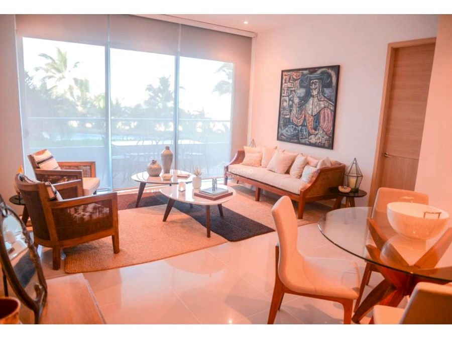 apartamento en zona norte beach club