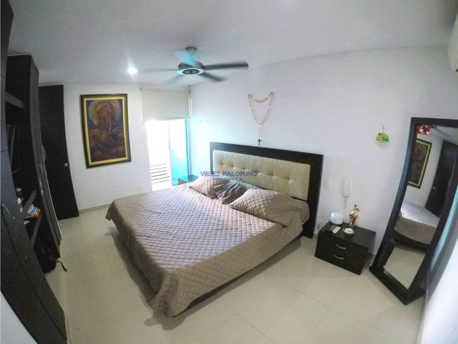 apartamento en crespo edif terrazas del caribe