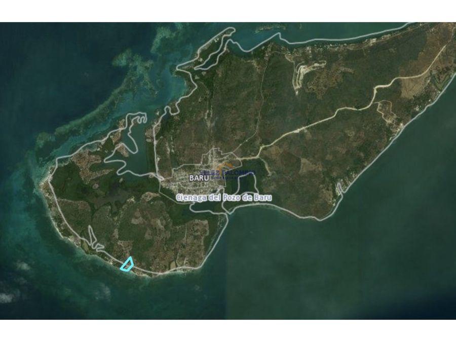 isla en baru