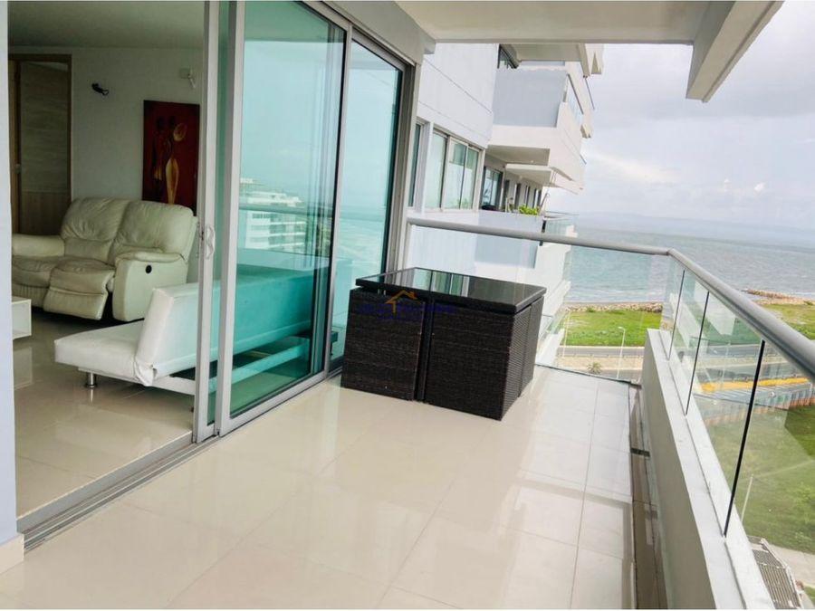 apartamento en zona norte condominio beach club