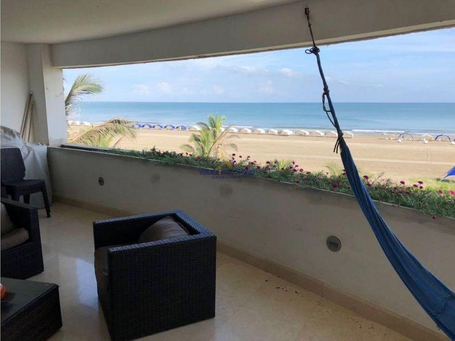 apartamento en zona norte edificio mar abierto