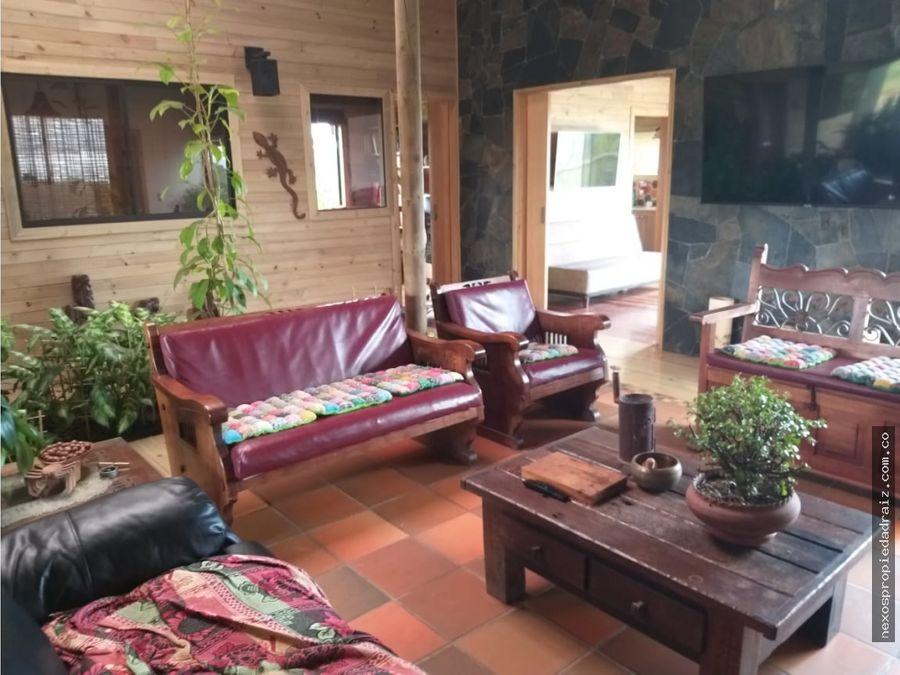 casa campestre venta condina risaralda