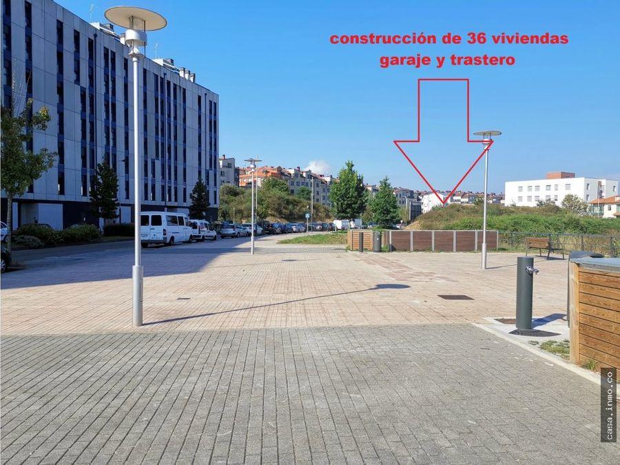 36 pisos obra nueva en valdecorvos en cooperativa