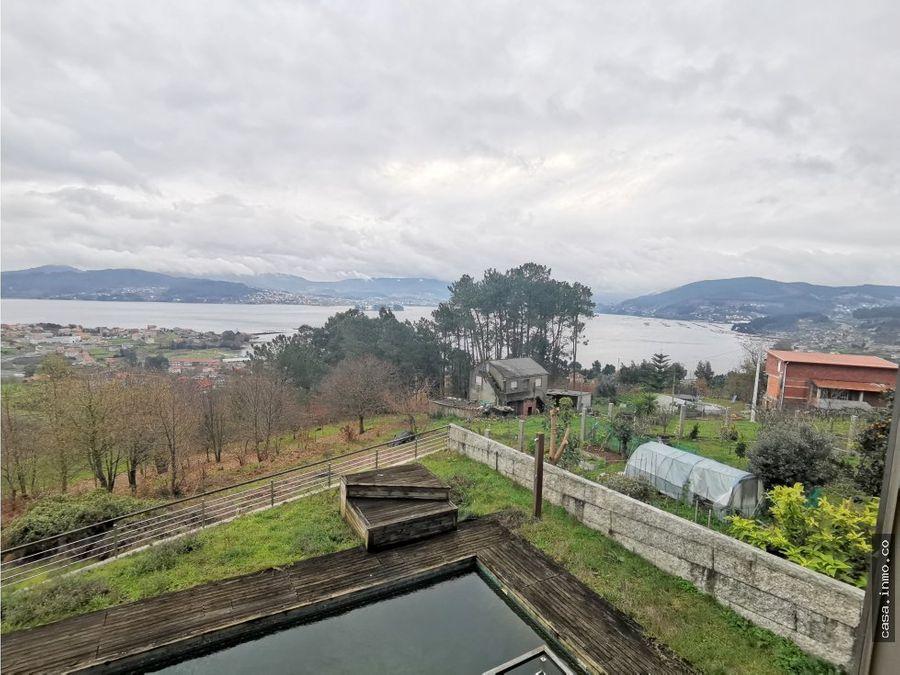 casa chalet en vilaboa vistas panoramicas
