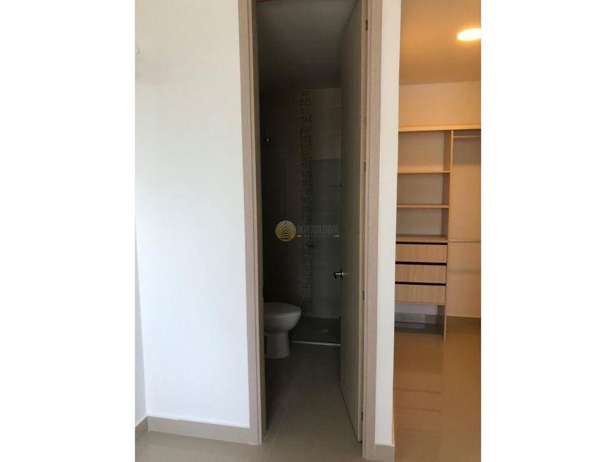 apartamento en arriendo en montecarmelo