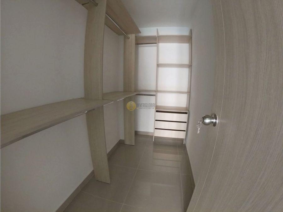 apartamento en venta y arriendo en paraiso