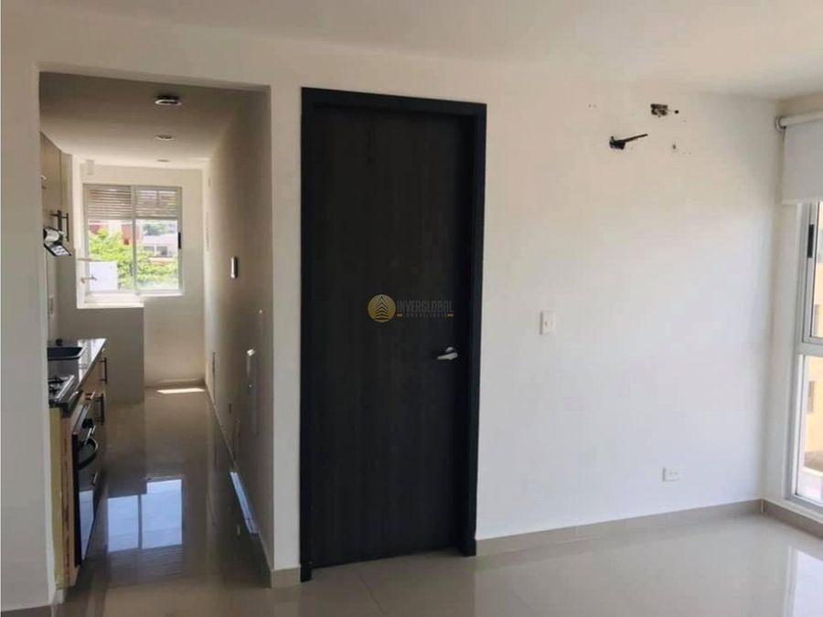 apartamento en arriendo en villa del este