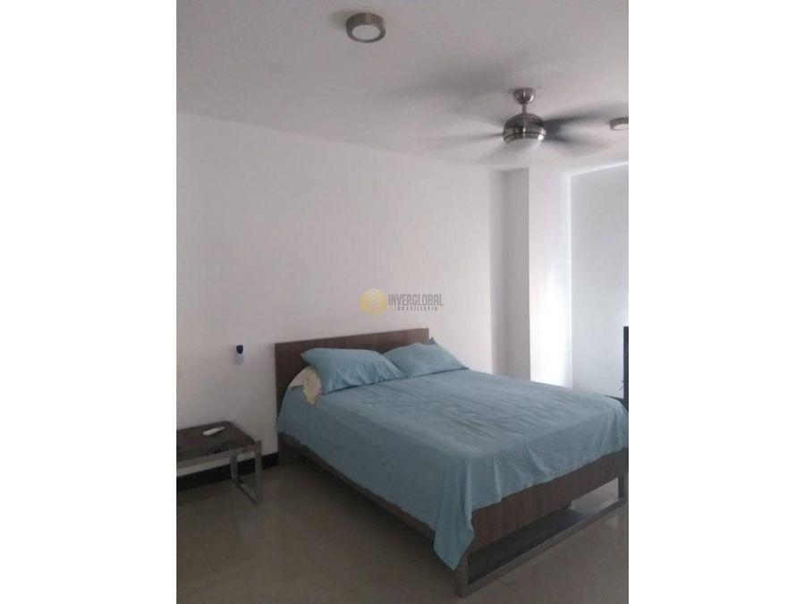 apartamento amoblado en arriendo o venta en buenavista