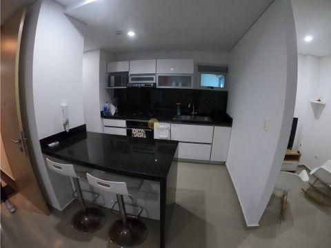 apartamento amoblado en villa campestre