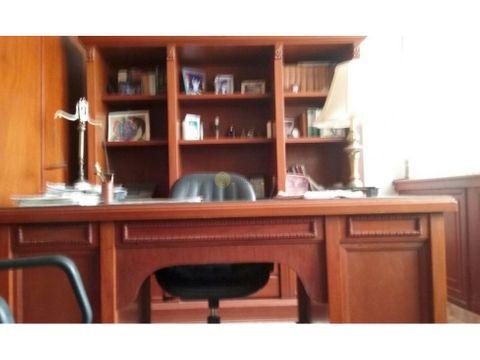oficina amoblada en arriendo