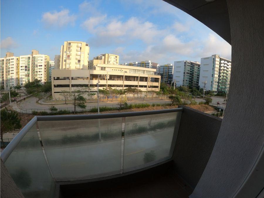 apartamento en arriendo en rio alto