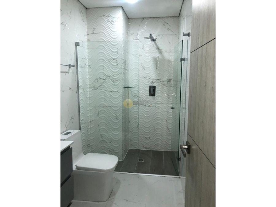 apartamento en arriendo y venta en villa santos