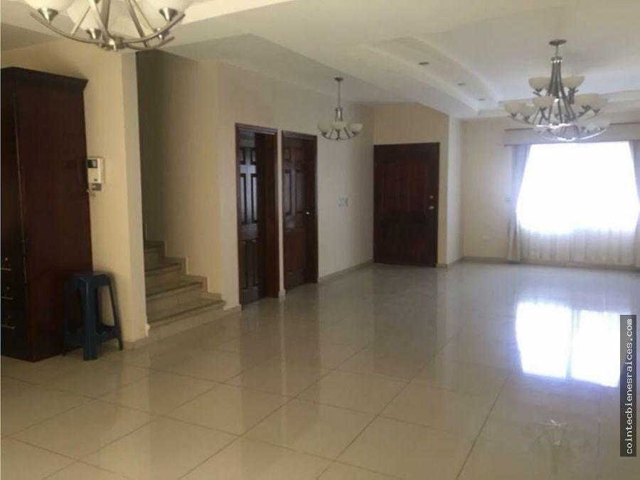 vendo casa modernaresel saucecircuito225000