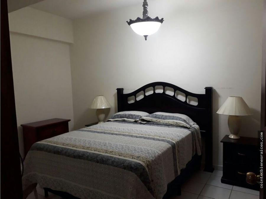 alquilo apartamento amueblado el trapiche 600